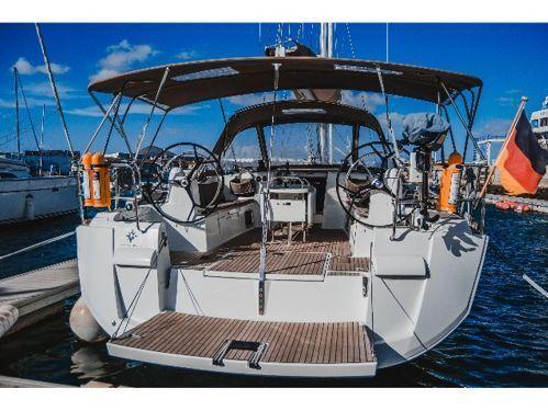 Barca a vela Jeanneau Sun Odyssey 519 (2018)