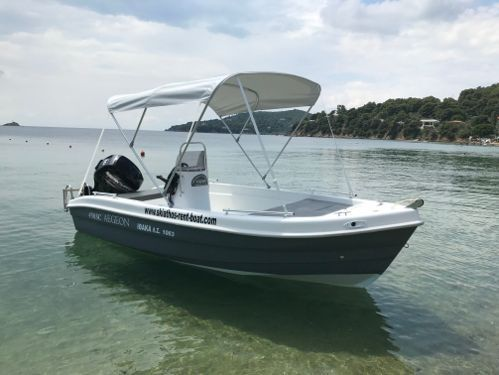 Motorboot A-Hellas 4.7 · 2018