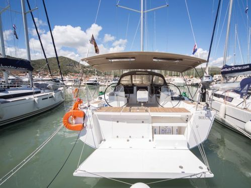 Barca a vela Dufour 460 Grand Large · 2017