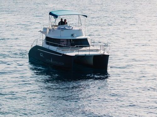 Catamarano a motore Highland 35 (2005)