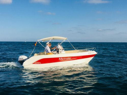 Speedboat Marinello Fisherman 16 · 2020