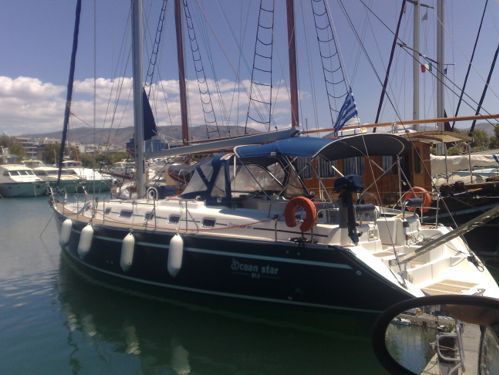 Barca a vela Ocean Star 51.1 · 2000
