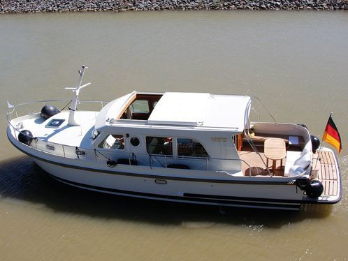 Hausboot Linssen Grand Sturdy 34.9 (2010)