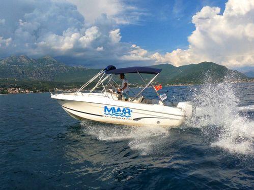 Speedboat Jeanneau Cap Camarat 6.25 · 2006
