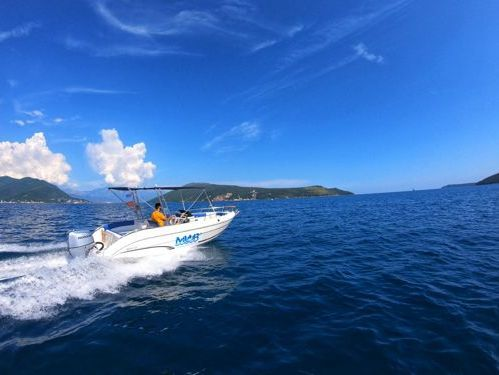 Speedboat Gaia 220 · 1998