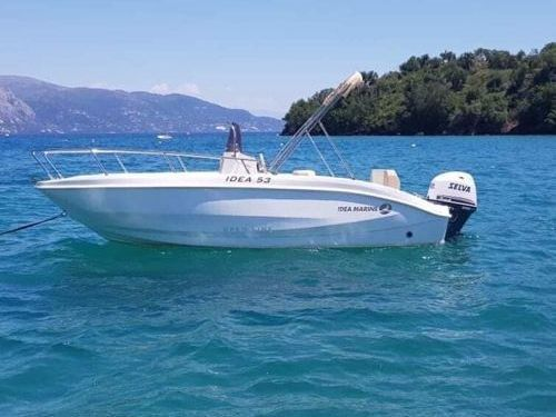 Speedboat Idea Marine 58 · 2018