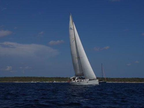 Segelboot Hanse 540e (2008)