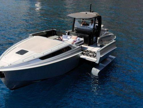 Motoscafo Wider Wider 42 · 2012