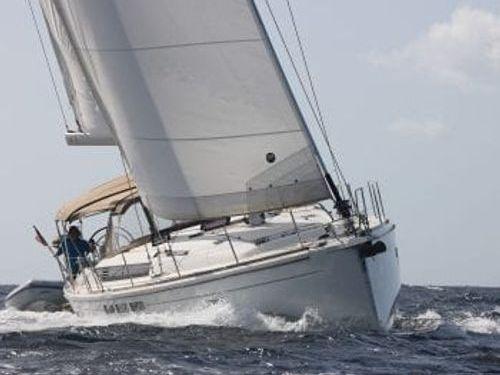 Segelboot Jeanneau Sun Odyssey 51 · 2016
