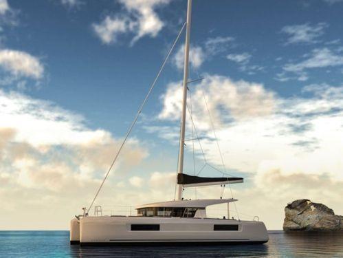 Catamarano Lagoon 40 · 2020