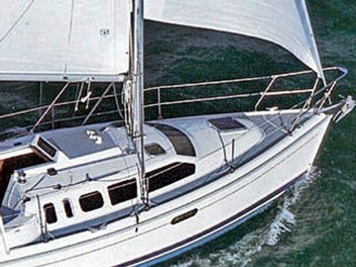 Barca a vela Hunter 320 (2001)