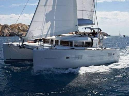 Catamarán Lagoon 400 S2 · 2015