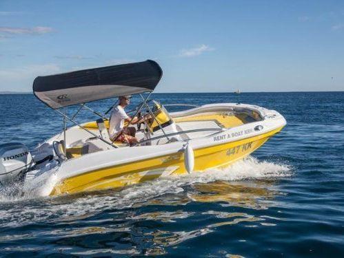 Speedboat Rancraft Smart RS Cinque · 2019