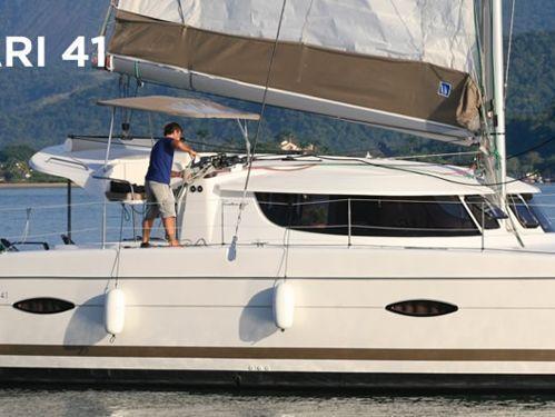 Catamarano Fountaine Pajot Lipari 41 Evolution · 2014