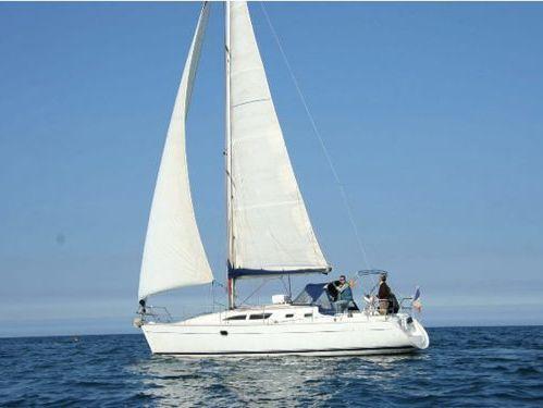 Sailboat Jeanneau Sun Odyssey 37 · 2000
