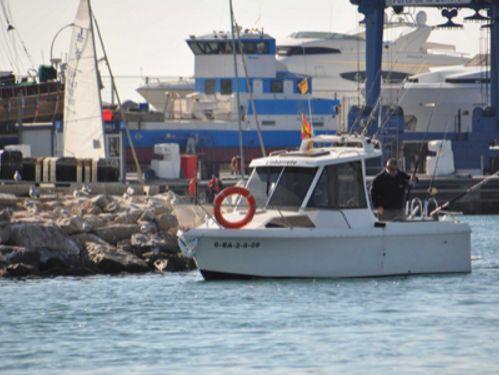 Motorboat Jeanneau ESTEOU 630 · 2005