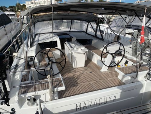 Segelboot Beneteau Oceanis 46.1 · 2019