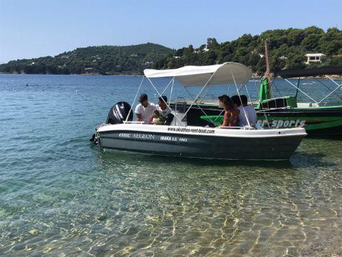 Motoscafo Zaggas Marine Aegeon (2019)