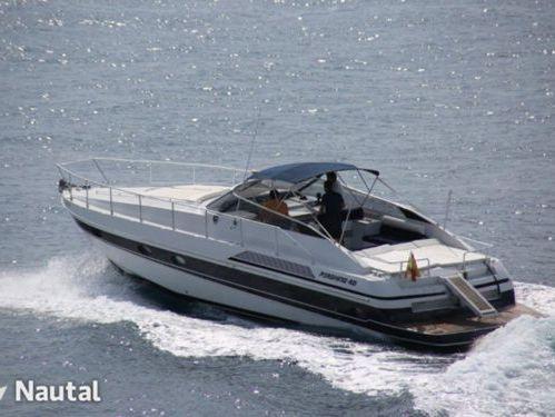 Motorboot Pershing 40 · 1997