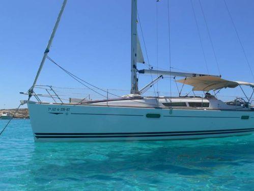 Barca a vela Jeanneau Sun Odyssey 39 i (2014)