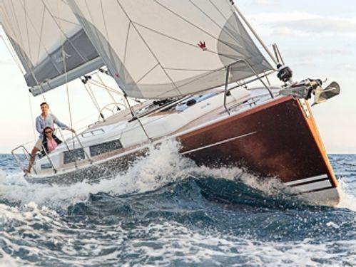 Barca a vela Hanse 388 · 2020