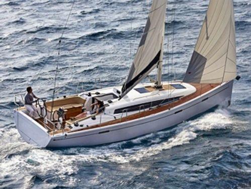Barca a vela Dehler 38 · 2018