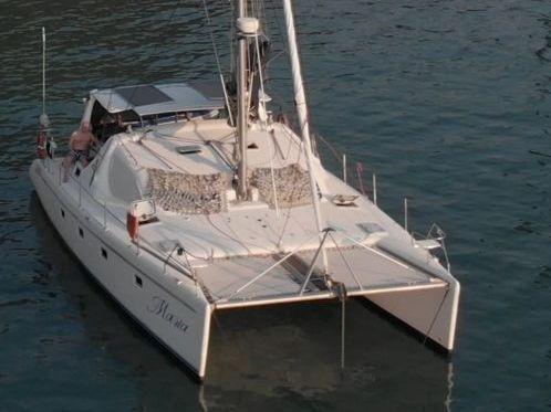 Katamaran Maxim 380 · 2005