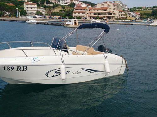 Motoscafo Salmeri Syros 190 · 2021