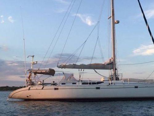 Sailboat Beneteau Oceanis 55 · 1994