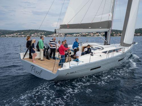 Zeilboot More 55 · 2017