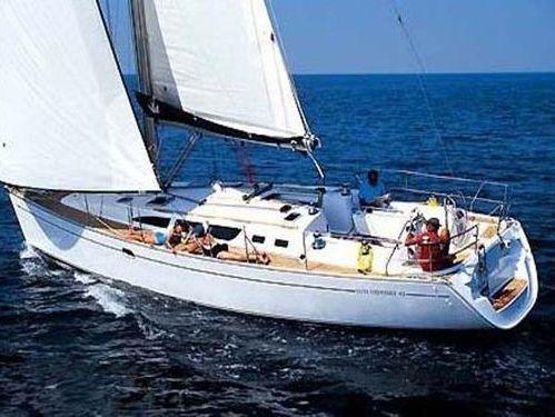 Sailboat Jeanneau Sun Odyssey 43 · 2003