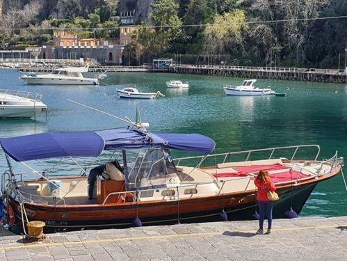 Motorboat Apreamare Sorrento 36 Open Cruise · 2010
