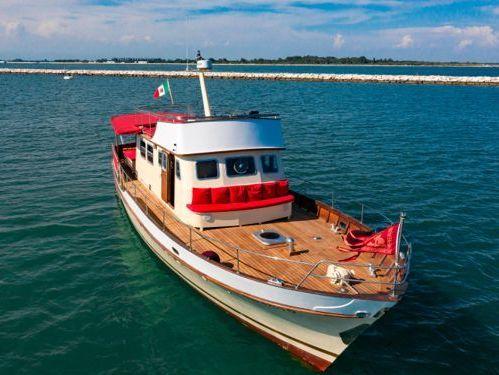 Motorboat Custom Built · 1971
