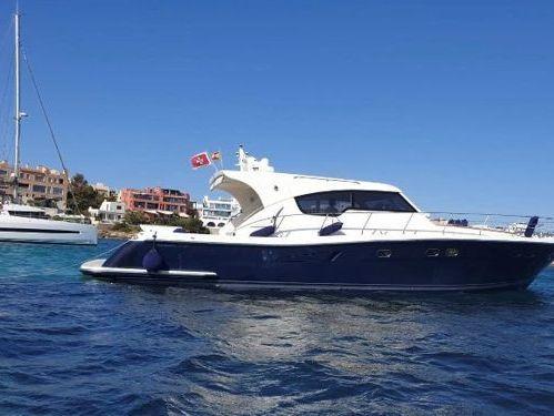 Imbarcazione a motore Gagliotta 52 (2005)