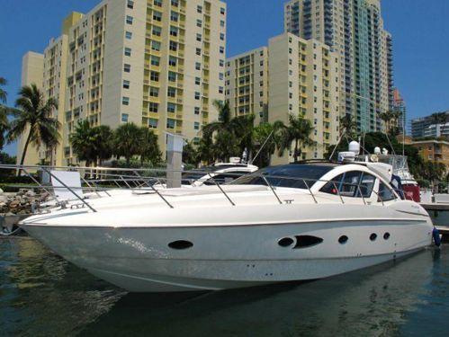 Motorboat Azimut Atlantis 54 · 2010