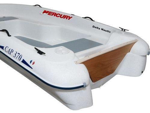 Sportboot Rigiflex Cap 360 · 2016