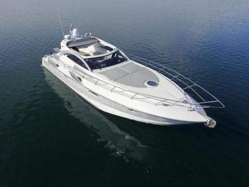 Motorboot Rizzardi Incredibile 45 (2005)