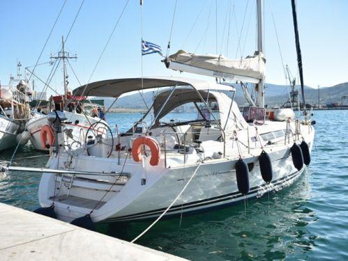 Barca a vela Jeanneau 42 i · 2008