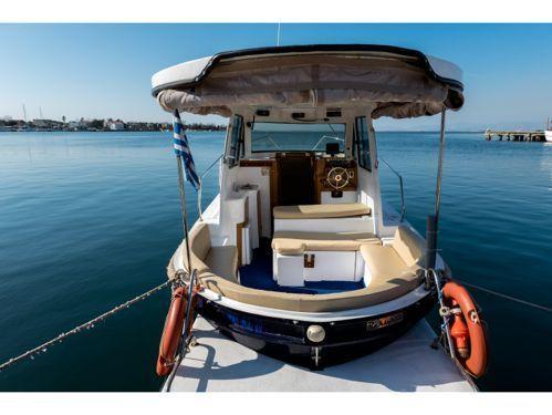 Imbarcazione a motore Rasker Sloop 7.1 (2019)