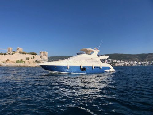Motorboat Azimut 55 · 2011