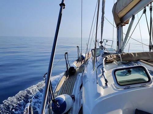 Barca a vela Beneteau Oceanis Clipper 423 · 2003