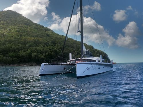 Catamaran Marsaudon Composites TS 50 (2020)