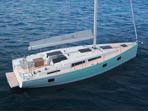 Barca a vela Hanse 418 · 2020