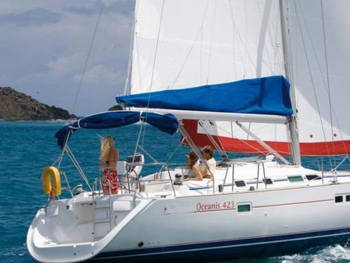 Zeilboot Beneteau Oceanis 423 · 2006