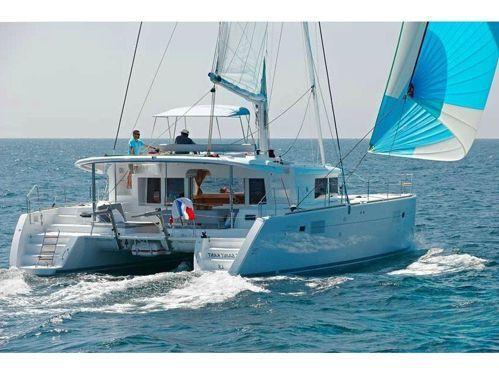 Catamarano Lagoon 450 S (2017)