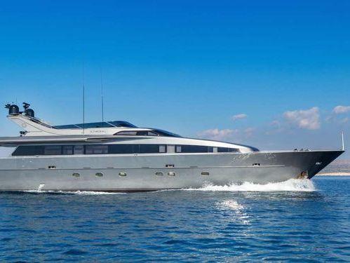 Motorboat Admiral 101 · 2001