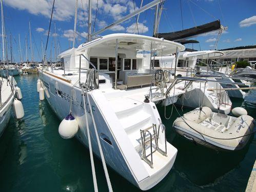 Catamarano Lagoon 450 F · 2016