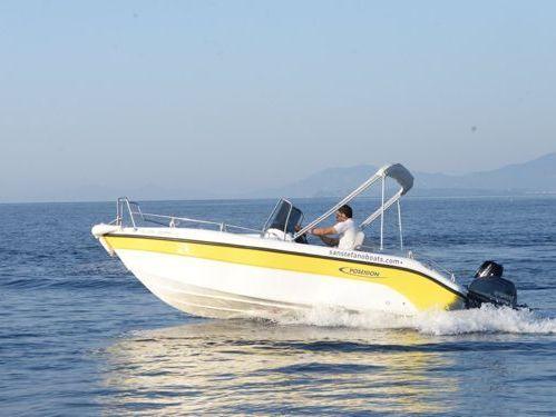 Motoscafo Poseidon 530 · 2020
