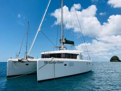 Catamaran Lagoon 39 · 2014