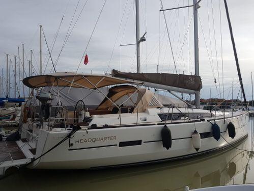 Sailboat Dufour 512 Grand Large · 2016